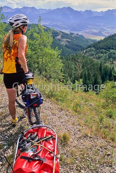 Boreas Pass on Great Divide Trail near Breckenridge, Colorado - 1 - 72 ppi
