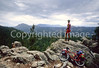 Mountain bike tourer on Colorado Trail - 5 - 72 ppi