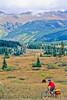 Mountain bike tourer on Colorado Trail - 15 - 72 ppi