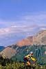 Tourer on dirt road near Lizard Head Pass & Telluride, Colorado - 12 - 72 ppi