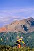 Tourer on dirt road near Lizard Head Pass & Telluride, Colorado - 20 - 72 ppi