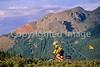 Tourer on dirt road near Lizard Head Pass & Telluride, Colorado - 4 - 72 ppi