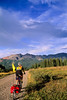 Tourer on dirt road near Lizard Head Pass & Telluride, Colorado - 3 - 72 ppi