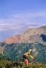 Tourer on dirt road near Lizard Head Pass & Telluride, Colorado - 6 - 72 ppi