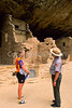 Tourer in Colorado's Mesa Verde National Park - 35 - 72 ppi