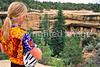 Tourer in Colorado's Mesa Verde National Park - 30 - 72 ppi