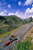 Tourer heading to Paradise Divide near Crested Butte, Colorado - 8 - 72 ppi