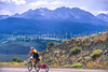 Cyclist at Ute Pass on Great Divide Trail near Silverthorne, Colorado - 4 - 72 ppi