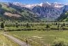Biker(s) on bike path just outside of Telluride, Colorado - 6 - 72 ppi