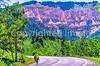 Cycle Utah - descent from Cedar Breaks Nat'l Mon , UT - 120 - 72 ppi