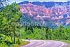 Cycle Utah - descent from Cedar Breaks Nat'l Mon , UT - 119 - 72 ppi