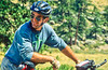 Cyclist on Trail Ridge Road in Colorado's Rocky Mountain National Park - 4 - 72 ppi - final-2