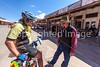 ACA - Cyclist on Allen Street in Tombstone, Arizona - D6-C2-0106 - 72 ppi