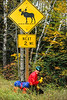 Cyclist on Portland-to-Bangor tour in Maine - 4 - 72 ppi