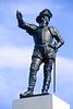 Ponce de Leon statue in St  Augustine, Florida - 4 - 72 ppi