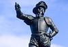 Ponce de Leon statue in St  Augustine, Florida - 4 - 72 ppi-2