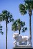 Statue at Bridge of Lions in St  Augustine, Florida - 1-Edit - 72 ppi