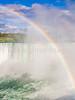 _Y4_0050 - Niagara Falls seen from Canada - & rainbow - 72 dpi