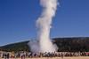 Yellowstone NP - Old Faithful Geyser - 1a-Edit - 72 dpi