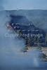 Yellowstone NP - Old Faithful Inn through geysr steam - 1-Edit - 72 dpi