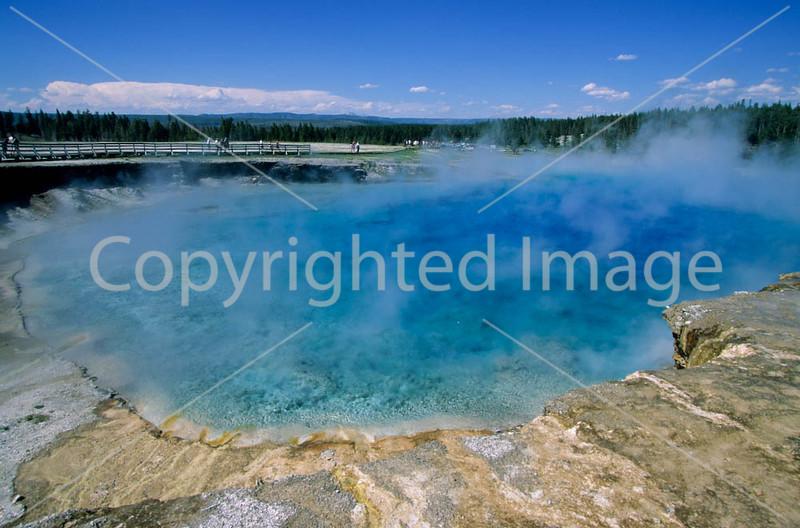 Yellowstone NP - Midway Geyser Basin - 1 - 72 dpi