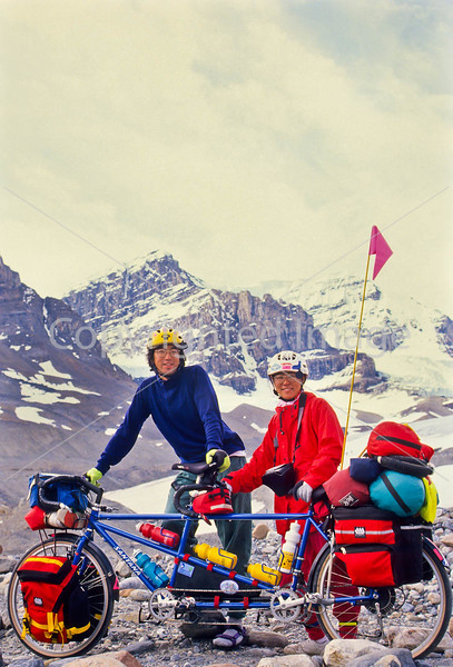 Eric & Sally Wong in Alberta Province, Canadian Rockies - 3 - 72 ppi