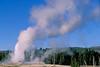 Yellowstone NP - Geyser at work - 1 - 72 dpi