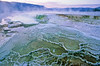 Yellowstone NP - Minerva Terrace at Mammoth Hot Springs - 2 - 72 dpi