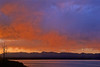 Dawn over Yellowstone Lake in Yellowstone National Park, Wyoming - 72 dpi-8