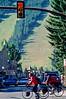 ACA bike tourers in Tetons Nat'l Park, Wyoming - 20 - 72 ppi
