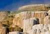 Yellowstone NP - Mammoth Hot Springs - 2b - 72 dpi