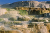 Yellowstone NP - terrace at Mammoth Hot Springs - 6 - 72 dpi