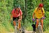 Cyclists in Glacier National Park, Montana - 72 dpi-20