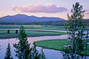 Dawn over Yellowstone Lake in Yellowstone National Park, Wyoming - 72 dpi-6
