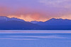 Dawn over Yellowstone Lake in Yellowstone National Park, Wyoming - 72 dpi-4