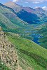 Hiker(s) in Glacier National Park, Montana - 42 - 72 dpi