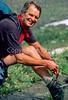 Hiker(s) in Glacier National Park, Montana - 3 - 72 dpi