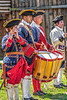 Reenactors at Fort Massac State Park in southern Illinois -26 - 72 ppi