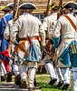 Reenactors at Fort Massac State Park in southern Illinois -31 - 72 ppi