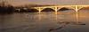 Lincoln Memorial Bridge over Wabash River near Vincennes, Indiana - 2 - 72 ppi