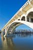 Lincoln Memorial Bridge over Wabash River near Vincennes, Indiana - 3 - 72 ppi