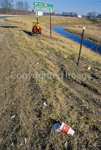Litter along George Rogers Clark's route across south-central Illinois - 2 - 72 ppi