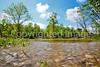 Bayou & fields riding north of Kaskaskia, Illinois, along Mississippi River-0105 - 72 ppi