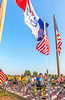 Ragbrai 2014 - Leaving Rock Valley, Iowa, in early morning - D1-C2-0952 - 72 ppi