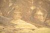 Winter bike tourer on dirt road in Oregon's John Day Fossil Beds Nat'l Monument - 72 ppi 5