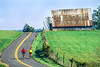 Cyclist(s) near Kentucky River between Lexington & Richmond, KY -- 5-Edit - 72 ppi