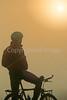 Mountain biker along the Kentucky River in Madison County, Kentucky - 72 dpi - -5
