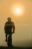Mountain biker along the Kentucky River in Madison County, Kentucky - 72 dpi - -3