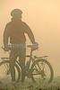 Mountain biker along the Kentucky River in Madison County, Kentucky - 72 dpi - -4