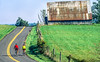 Cyclist(s) near Kentucky River between Lexington & Richmond, KY -- 5-Edit - 72 ppi-2